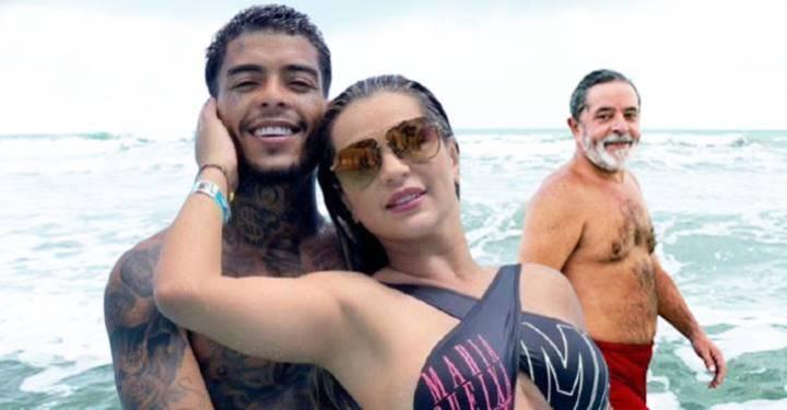 Muito além do voto declarado em Lula feito pela viúva de MC Kevin