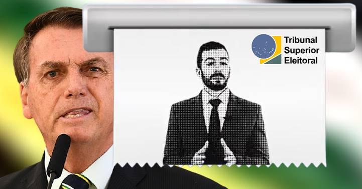 """""""Você sabia que os votos já são impressos?"""", diz vídeo do TSE contra fake news de Bolsonaro"""