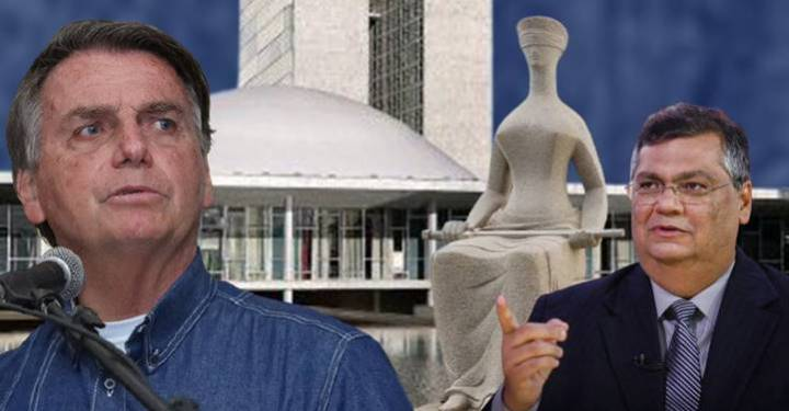 Para Flávio Dino, Bolsonaro tentará invadir o Congresso e o STF em 7 de Setembro