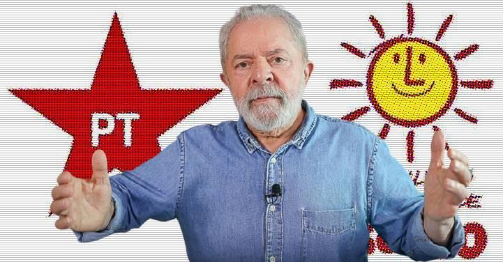 """PSOL quer apoiar LULA já no 1° turno devido à """"gravidade do momento político do Brasil"""""""