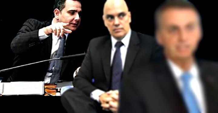 Pacheco é contra o impeachment de ministros do STF, o de Bolsonaro e o de quem quer que seja