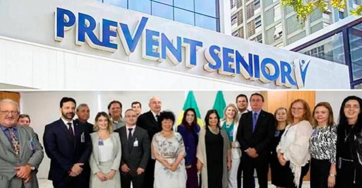 Governo Bolsonaro pode ser atingido por investigação da Prevent Senior, avalia CPI no Senado