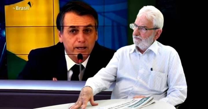 """""""Este é o Jair MENTIRAS Bolsonaro"""", diz Ivan Valente"""