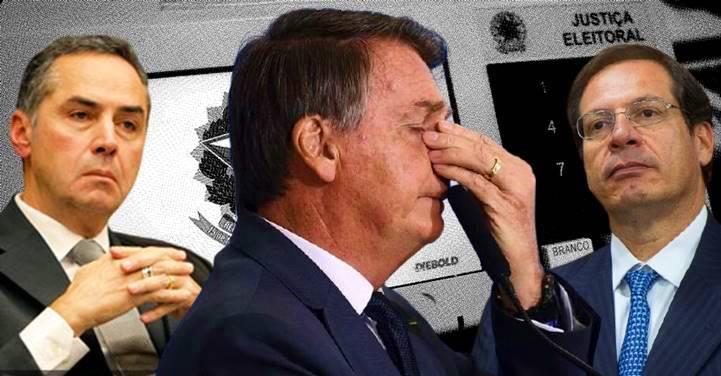 Por mentiras de Bolsonaro TSE divulgará arquivos para recontagem de votos e registro de atividades das urnas