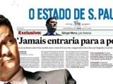 'Se o juiz ladrão acha que tem chances de chegar à presidência, tem mais vaidade do que visão', diz Ivan Valente
