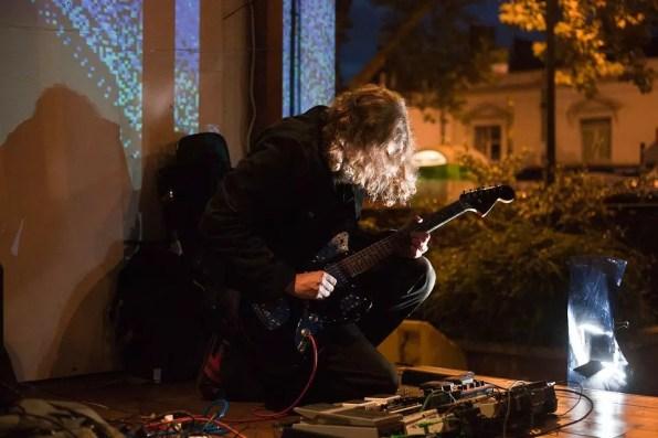 Tim Holehouse at New-X-ing Noise on Noise 2012