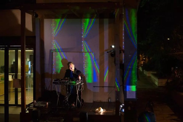 Michael Shaw at New-X-ing Noise on Noise 2012
