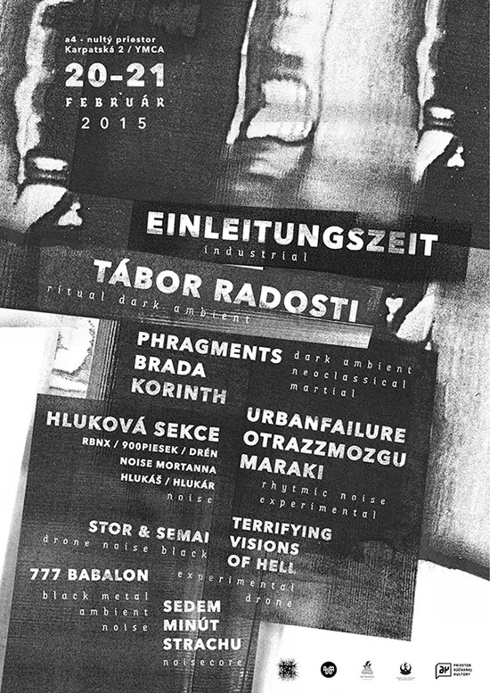 20 February 2015 :: urbanfailure live with Otrazzmozgu and Maraki