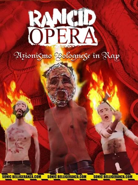 Rancid Opera – Azionismo Bolognese In Rap