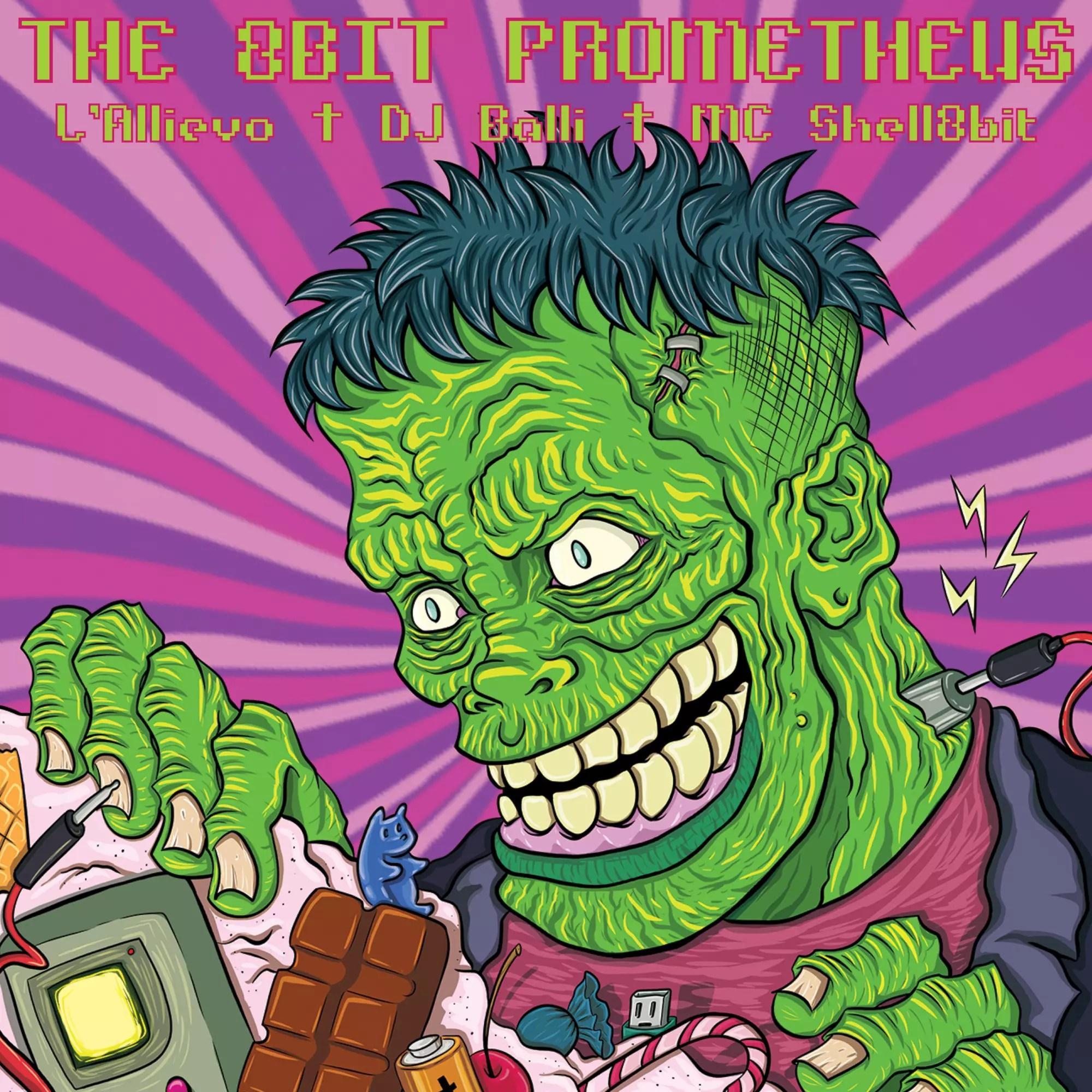 Dj Balli - The 8 bit Prometheus