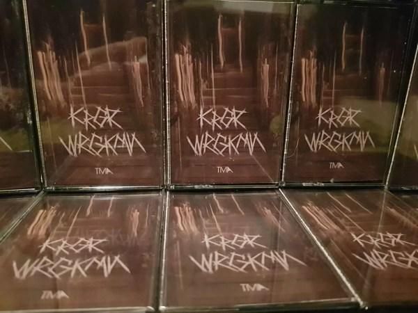 Kragrowargkomn - TMA - tape