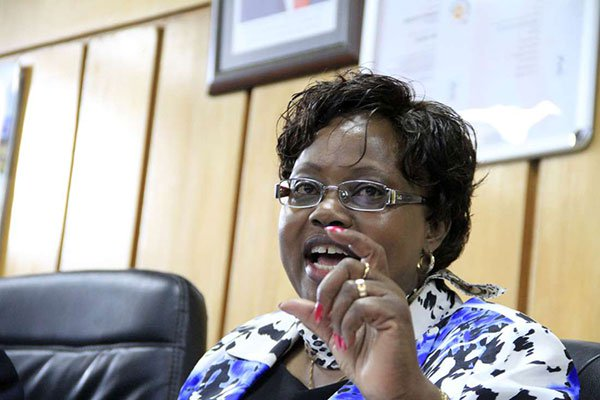 Controller of Budget of the Republic of Kenya, Agnes Odhiambo