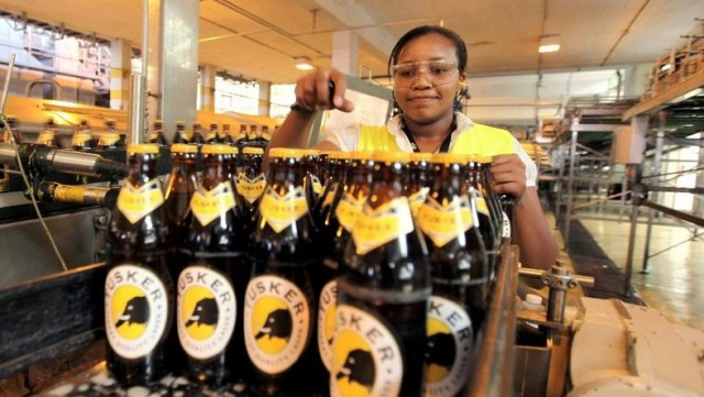 EABL Female employees get six months maternity leave.