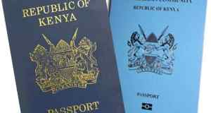 kenya passport