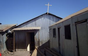 Man breaks into church finds nothing