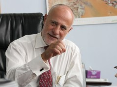 Michael Joseph Interim CEO.