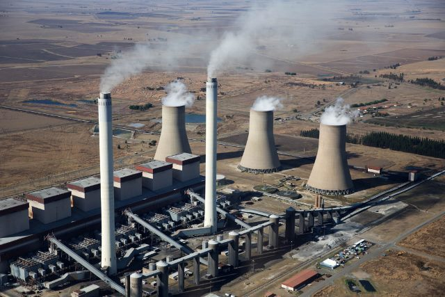 Coal Plant In Kenya