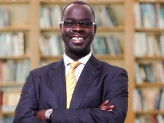 Ken Okoth's Secret lover