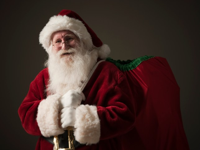 Father Christmas Gender Neutral