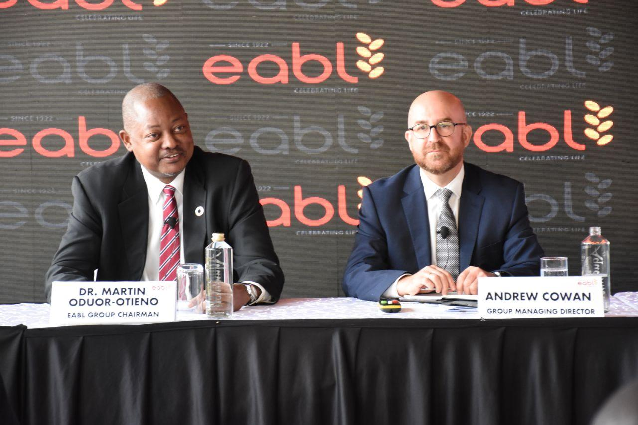 EABL,half year results