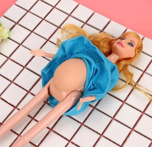 Pregnant doll sparks controversy