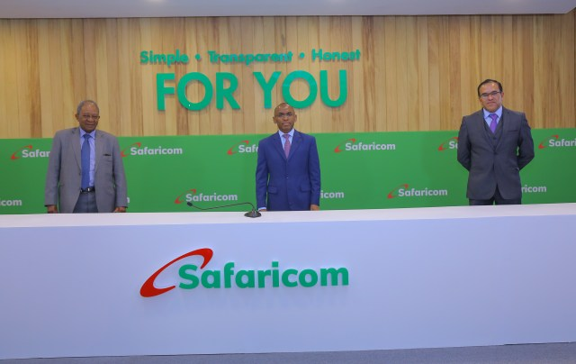 Safaricom Results