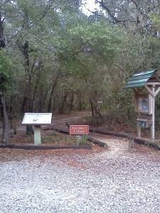 Alabama trails