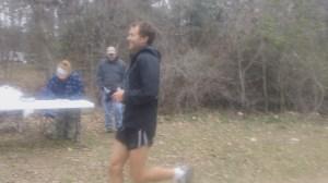Matt finishing