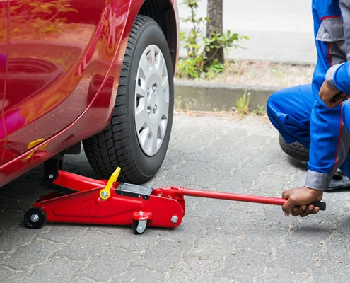 How to Use a Car Jack