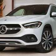2021 Mercedes Benz GLA Class