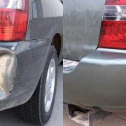 How to Remove Car Dents