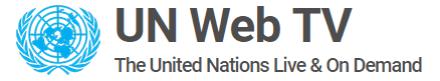UN Web TV