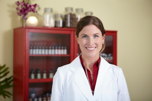 Erin Kumpf: Acupuncture and Herbs