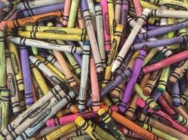 More crayons