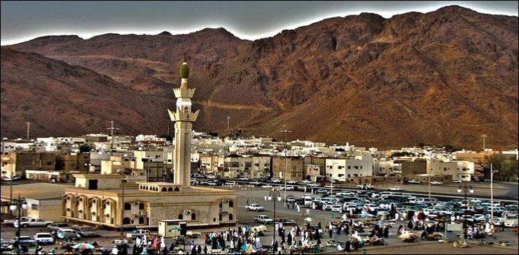 زائرین کی سہولت کے لیے مدینہ منورہ میں عظیم الشان منصوبے کا اعلان