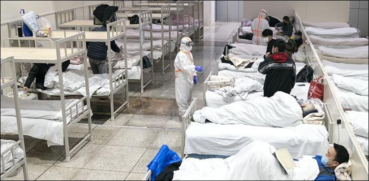 کورونا وائرس سے مرنے والوں کی تعداد1500 ہوگئی