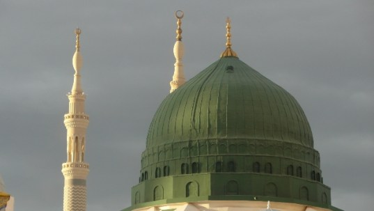 Green-Dome-Madinah-light2