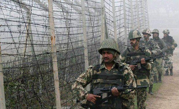 جموں کے سرحدوں پر تعینات فوجی جوان جدید ترین اسلحہ و ساز و سامان سے لیس: دفاعی ذرائع
