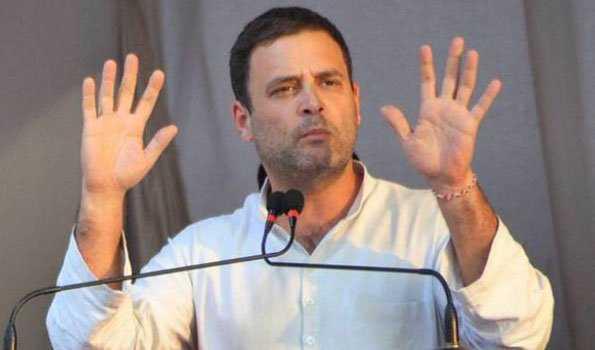 راہل نے پوچھا،'کسانوں کو کتنی قربانی دینی ہوگی'