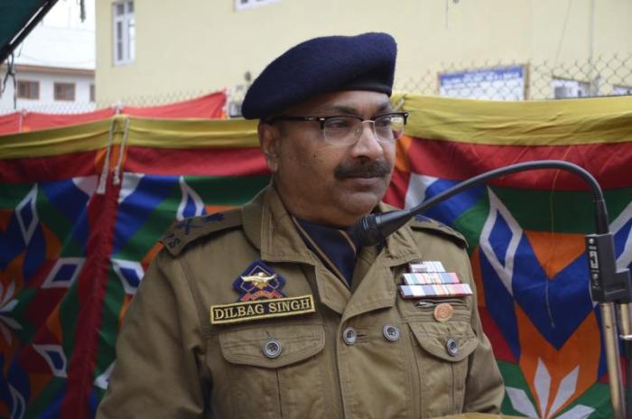 غیرقانونی سرگرمیوں میں ملوث افراد پر شکنجہ کسنا ضروری: جموں و کشمیر پولیس سربراہ