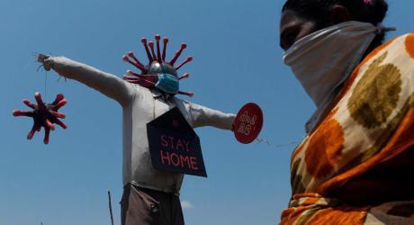 کورونا سے دنیا میں 14لاکھ سے زیادہ اموات