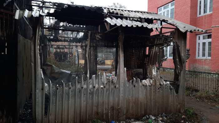 جموں وکشمیر بینک شاخ لال منڈی سرینگر کو آگ ک واردات میں جزوی طور نقصان،ریکارڈ محفوظ