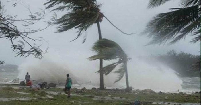 بوریوی طوفان: تمل ناڈو اور کیرالہ میں الرٹ جاری، جمعہ کے روز ساحل سے ٹکرانے کا خدشہ
