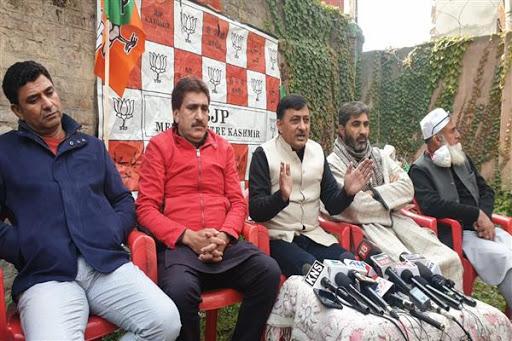 کشمیر میں ہر جگہ کنول کے پھول کا پہنچنا ہی ہماری کامیابی ہے: وبودھ گپتا
