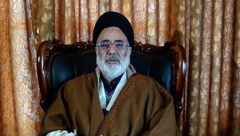 حکومتی سطح پر وقف بورڈ کی تشکیل شریعت کے منافی: آغا سید حسن