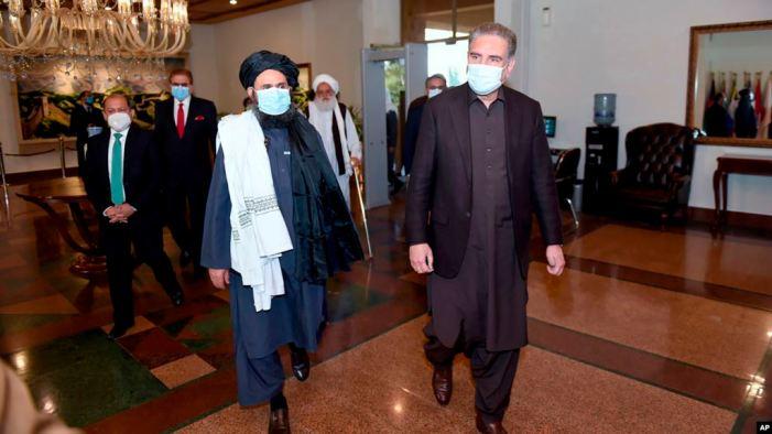 طالبان کا بائیڈن انتظامیہ سے دوحہ معاہدے کی پاسداری کرنے کا مطالبہ
