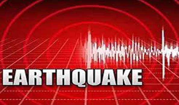فجی میں زلزلے کے جھٹکے