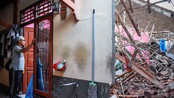 انڈونیشیا: زلزلے میں مرنے والوں کی تعداد 26 ہوئی