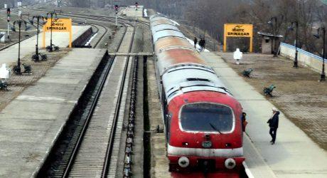 جنوبی کشمیر کے قاضی گنڈ میں ٹرین نے 63 سالہ شہری کو کچل دیا