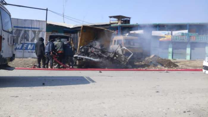 بجبہاڑہ میں آئی ای ڈی دھماکہ، کسی جانی نقصان کی کوئی اطلاع نہیں